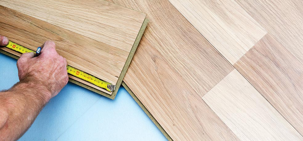 RESILIENT TEXTILE AND LAMINATE FLOOR COVERINGS