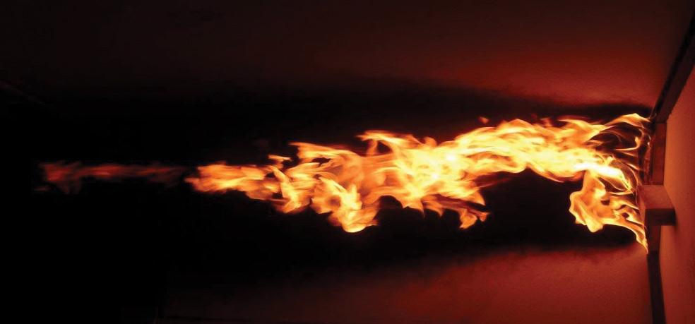 Reaction To Fire 187 Bttg